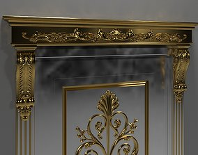 3D model Door decor