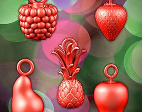 3D print model Fruits Decoration