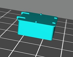 Square hatch 3D print model