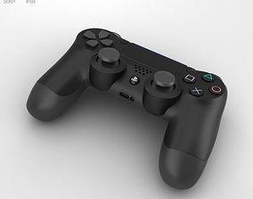 3D Sony DualShock 4 Wireless Controller