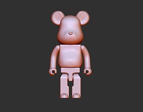 3D Bearbrick