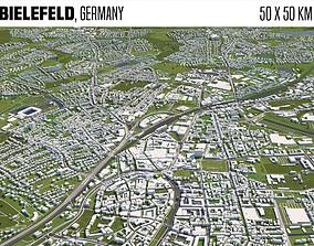Bielefeld Germany 3D model