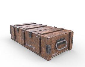Ammo Crate - 02 3D model