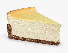 3D Cheesecake
