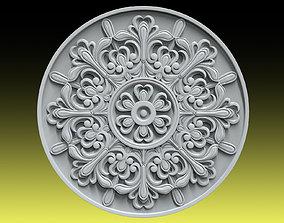 Rosette 042 3D print model