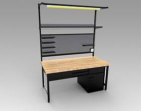 polyx 3D model Workbench