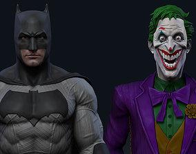 Batman and Joker - 3D Print