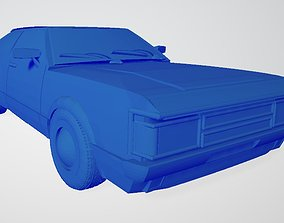 Ford Consul Coupe 1972 3D printable model