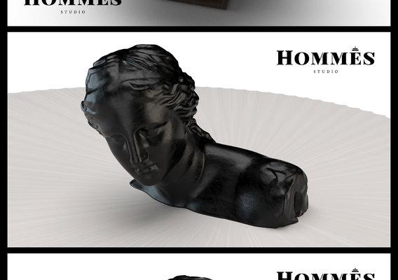 HOMMES - METIS - Pedestal Table