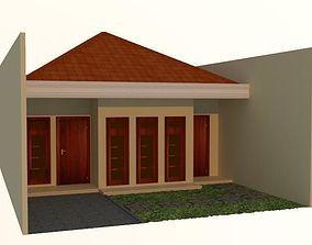 Little House 3D