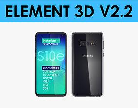 E3D - Samsung Galaxy S10e Prism Black
