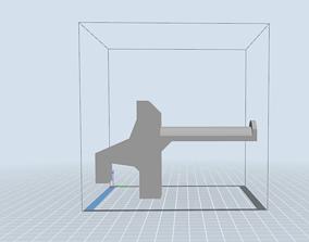 3D printable model Flashforge Finder Spool holder