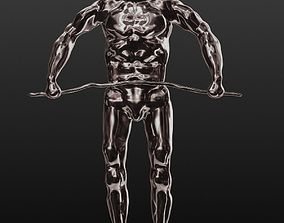 Athlete 3D printable model art