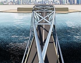 MD new design Bridge 3D model