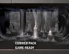Cobweb pack 3D model