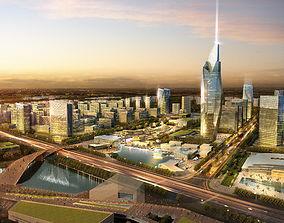 City Plan 002 3D model