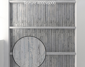 wooden ceiling 20 3D asset