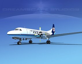 Convair CV-580 Air Charter Intl 3D