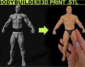 bodybuilder 3D print