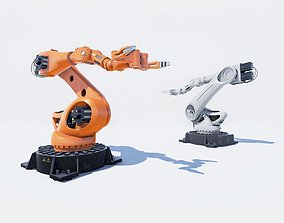 3D model Manipulator Robot