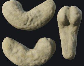 3D model Cashew Raw