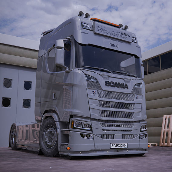 Scania Vilardell Transport