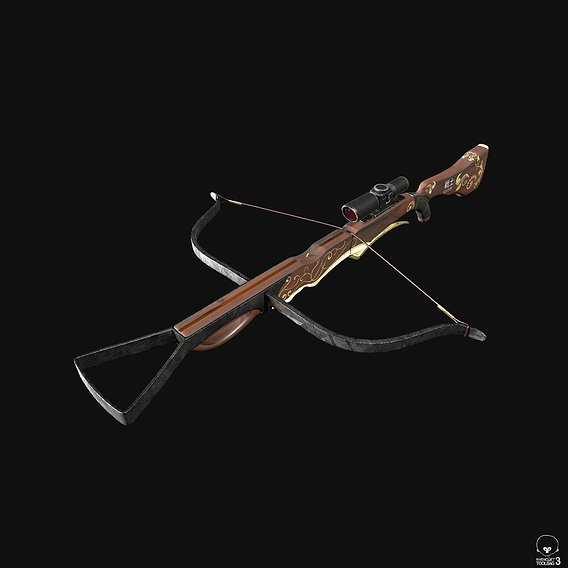 Long Crossbow