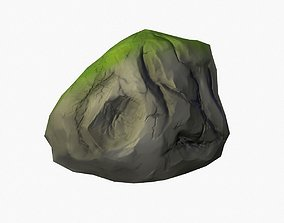 3D asset Stone