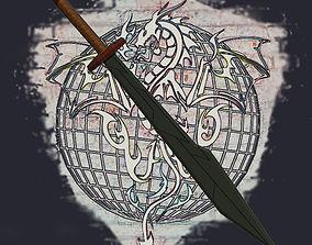 Thor Sword second 3D printable model