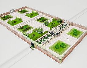 garden 03 AM148 3D model