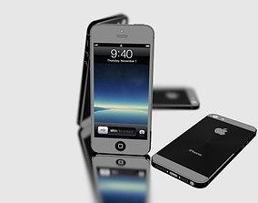 iphone 5S 3D