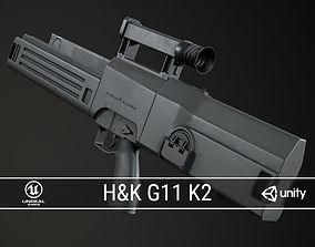 PBR G11 K2 Prototype 3D model