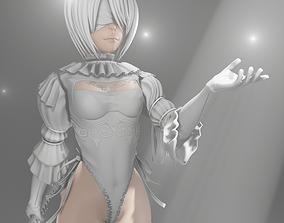 White 2B 3D