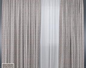 Curtain 18 3D
