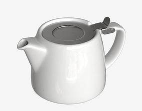 3D asset PBR Teapot 003