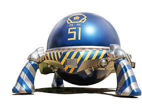 Akira Spider Robot 3D print model