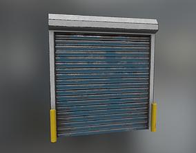 3D asset Roller Shutters