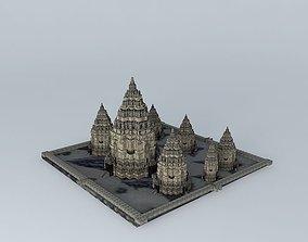 3D Prambanan Temple