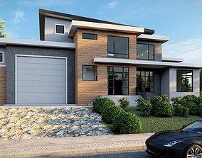 Modern House - BIG-GR 3D asset