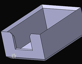 Box for bolts nuts and other things 3D print model