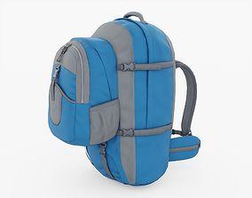 Backpack Large 3D asset