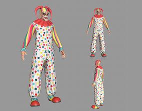 3D model Clown