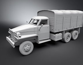Studebaker US6 Scale model
