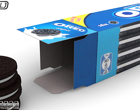 3D model other Oreo with Box