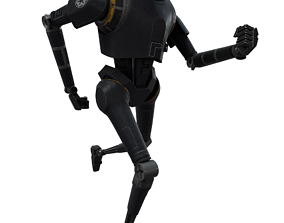 3D model K2SO from Rogue one
