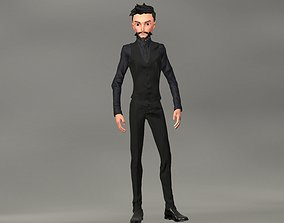 Jordan 3D model