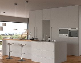 3D Kitchen in Corona