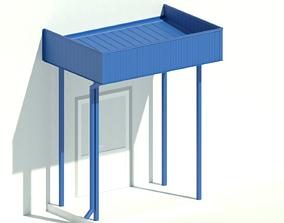 Awning parametric 3D