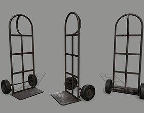 Trolley 3D asset VR / AR ready