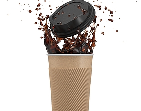 3D model Coffee Cup miscellaneous